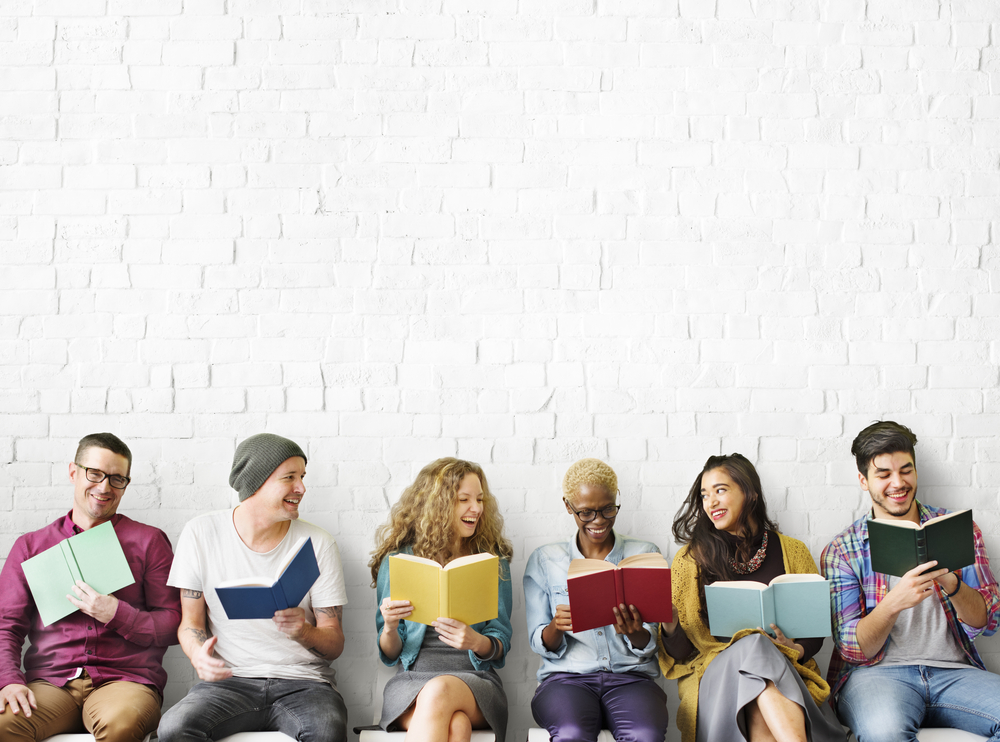 como criar um clube do livro
