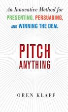 como fazer um pitch