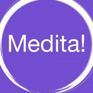 aplicativos de meditação