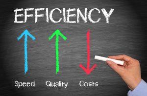 eficiência e eficácia