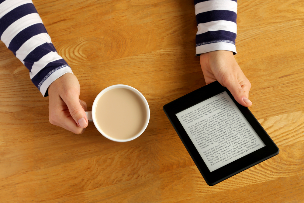 Kindle como funciona