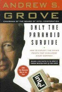 livros sobre cultura organizacional Only The Paranoid Survive 12min