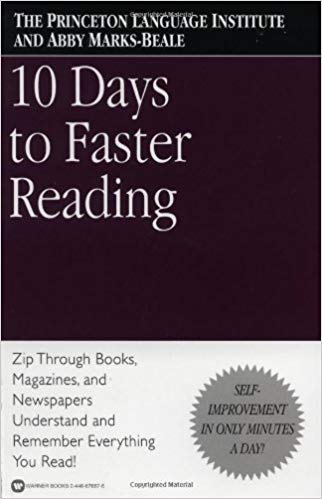 10 days to faster reading pdf