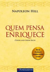 Resumo do livro Quem Pensa Enriquece online, Napoleon Hill