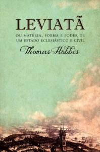 leviatã thomas hobbes livro