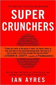 Livro Super Crunchers