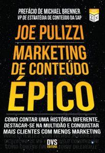 livro Marketing de Conteúdo Épico