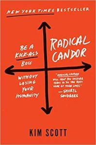 radical candor livro
