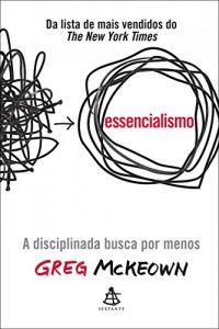Livro Essencialismo, de Greg McKeown