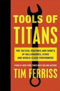 livro Tools of Titans