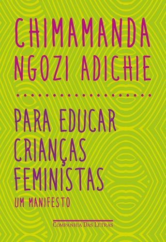 para educar crianças feministas um manifesto