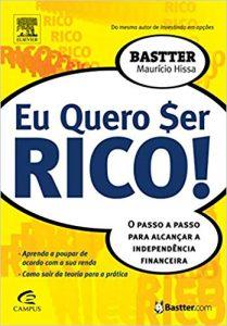 livro Eu Quero Ser Rico