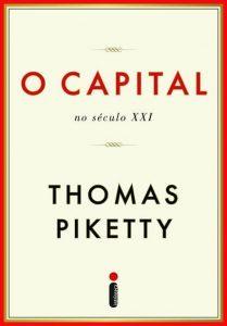 livro O Capital no Século XXI
