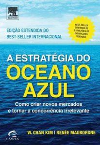 livro A Estratégia do Oceano Azul