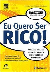 livro Eu Quero Ser Rico!
