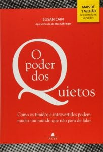 livro O Poder dos Quietos