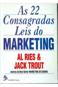 livro 22 consagradas leis do marketing