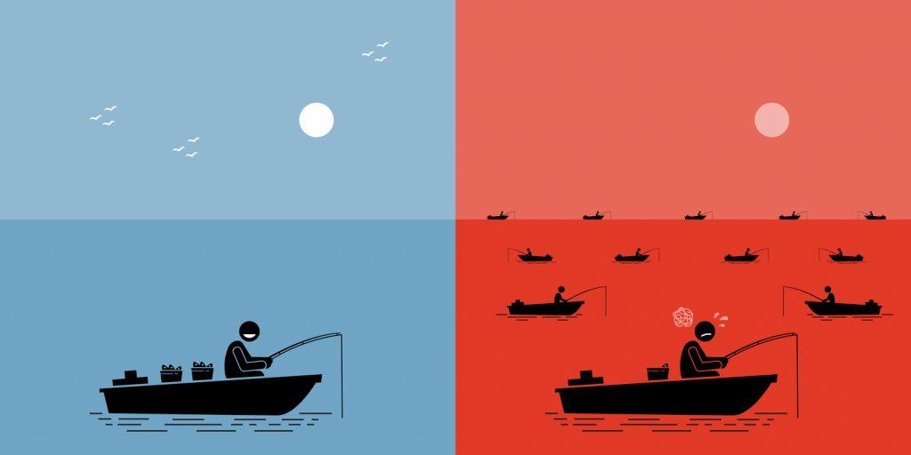 a estrategia do oceano azul resenha