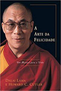 livro A Arte da Felicidade - Dalai Lama
