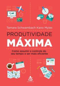 Livro Produtividade Máxima