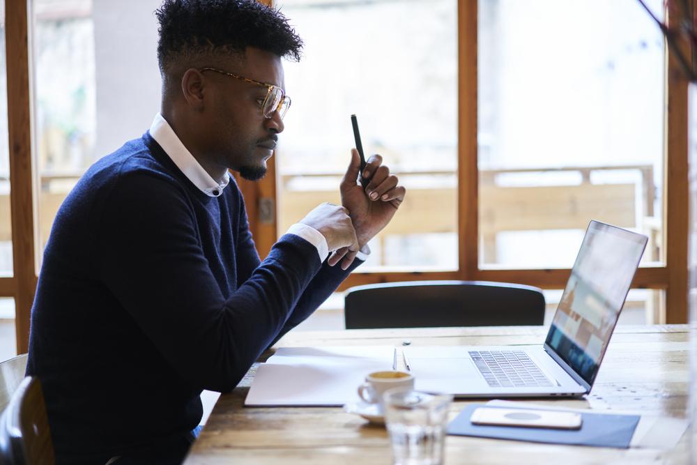 Pare de Pensar Como Empregado e feedback