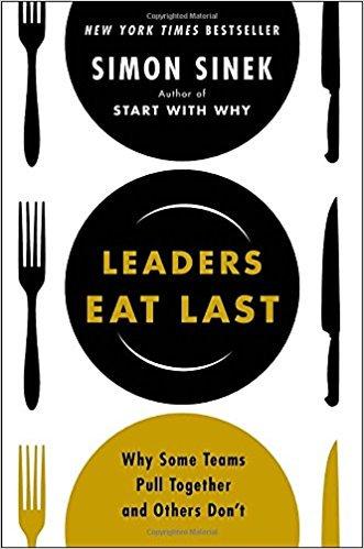 livros bons lideres se servem por último 12 minutos