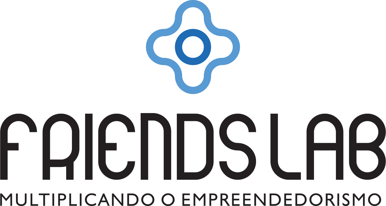 independência financeira logo friendslab