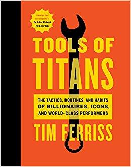 livros para ler nas férias tools of titans 12 minutos