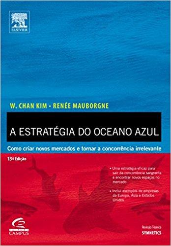 os livros mais lidos em 2017 a estratégia do oceano azul