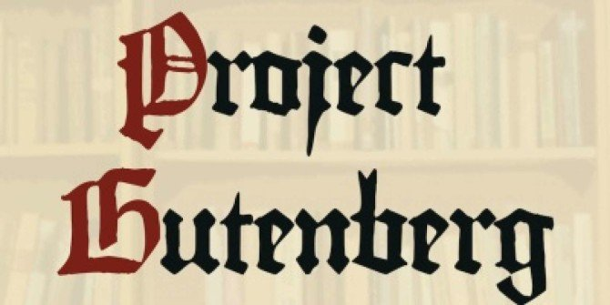 livros online project gutenberg 12 minutos