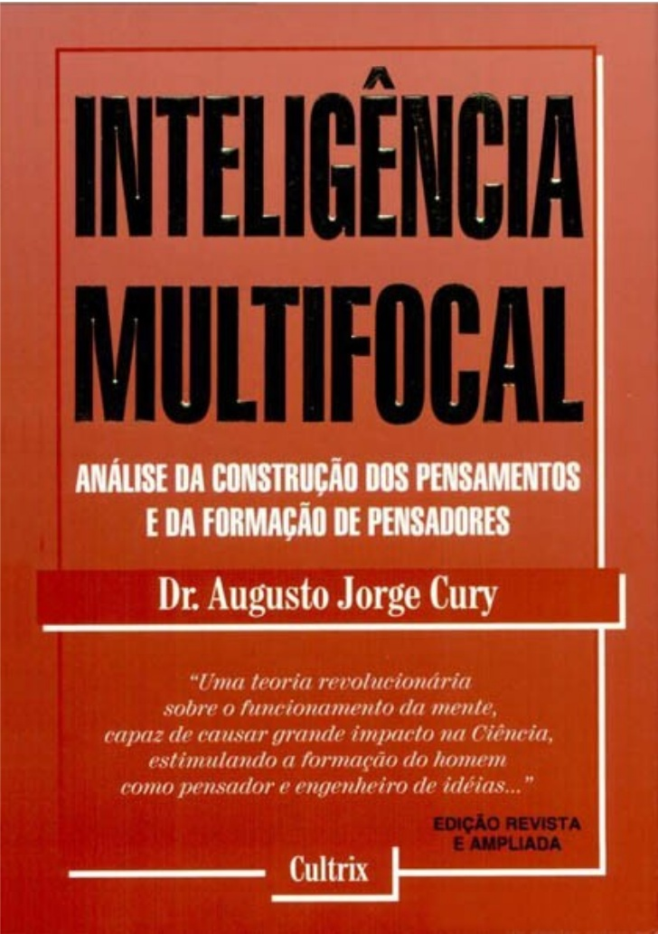 livro ansiedade inteligência multifocal 12 minutos