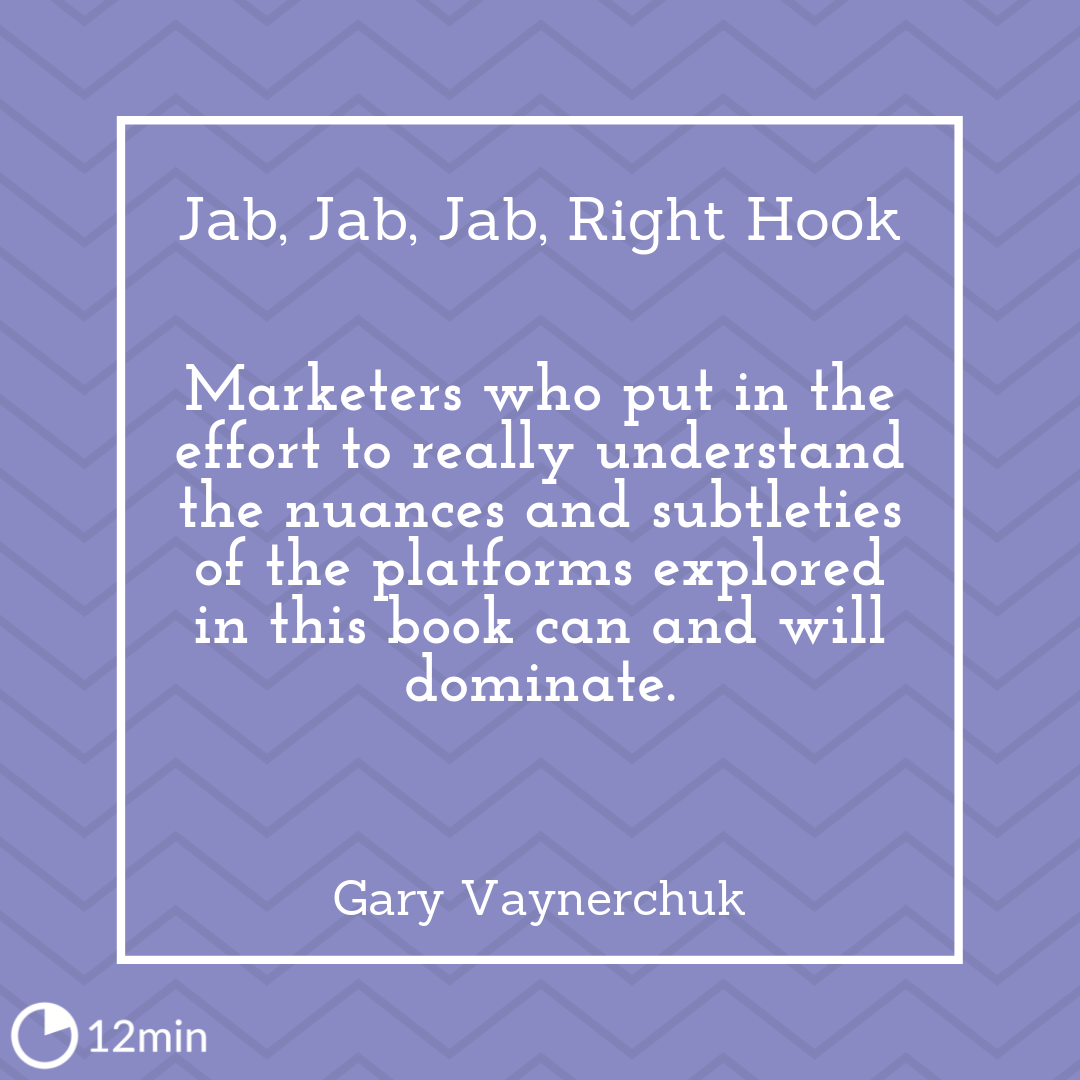 Jab, Jab, Jab, Right Hook PDF