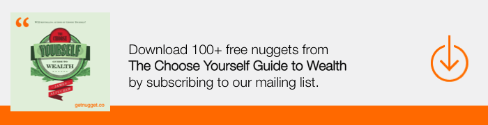 Download The Choose Yourself Guide To Wealth nuggets