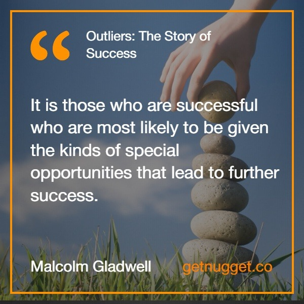 Outliers Malcolm Gladwell PDF