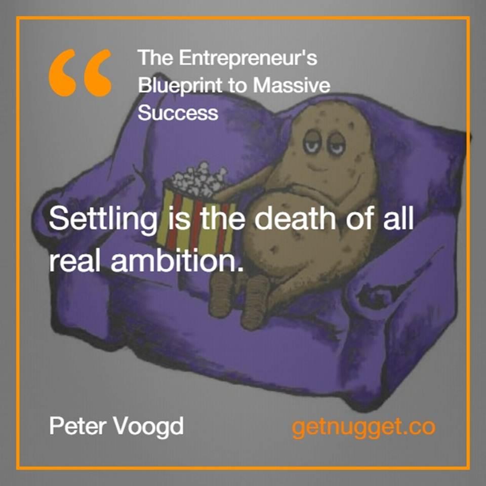 Entrepreneur's Blueprint.