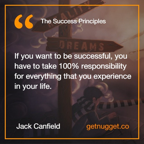 Success Principles.