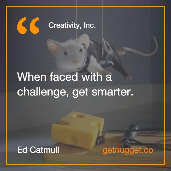 Creativity Inc summary