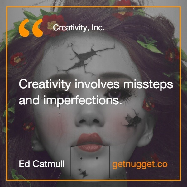 Creativity Inc. Summary