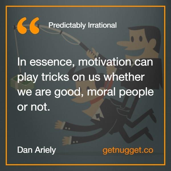 Dan Ariely.
