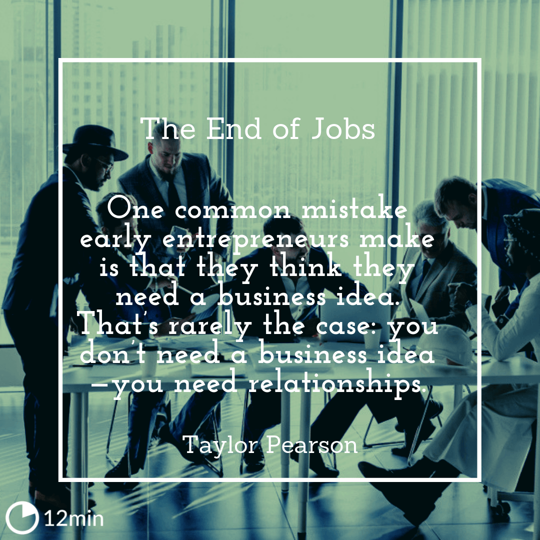 The End of Jobs PDF