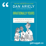 nuggets from dan-ariely-the-inner-enemy-and-the-human-mind