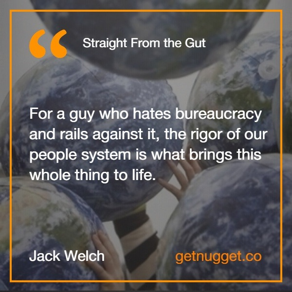 Jack: Straight from the Gut Summary