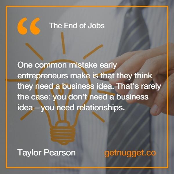 Taylor Pearson.