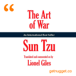 nuggets from The Art of War