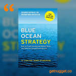 nuggets from the-blue-ocean-strategy-step-out-from-the-fishbowl-swim-up-to-success-summary title=