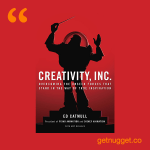 nuggets from creativity-inc-success-as-a-toy-in-the-hands-of-creatives title=