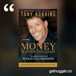 nuggets from tony-robbins-money-book-summary