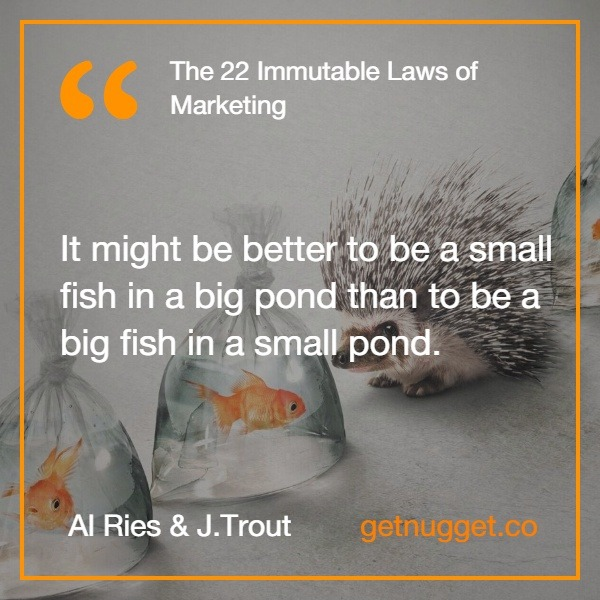 The 22 Immutable Laws of Marketing Summary