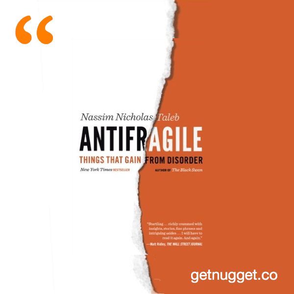 Antifragile Summary