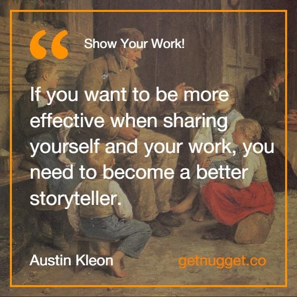 Show Your Work PDF Austin Kleon